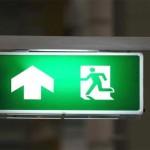 Fluchtwege und Rettungswege